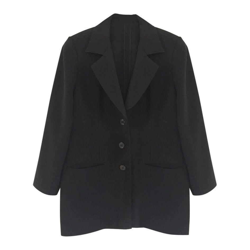 Vestes - Blazer noir