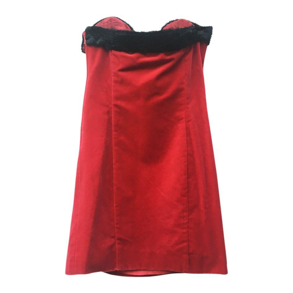 Robes - Robe bustier