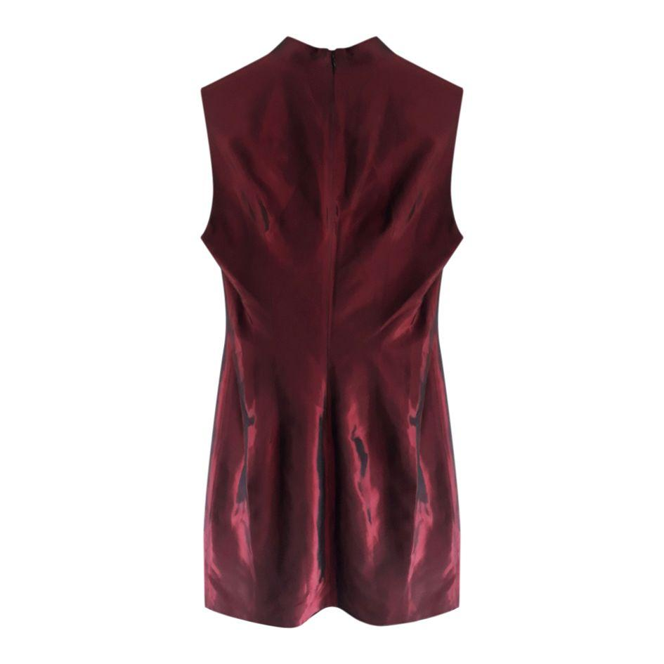 Robes - Robe col Mao