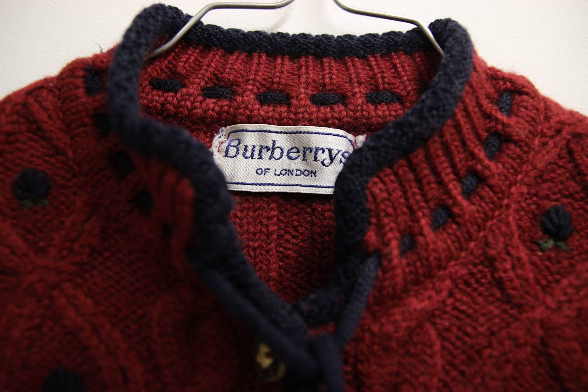 Vestes - Cardigan Burberry