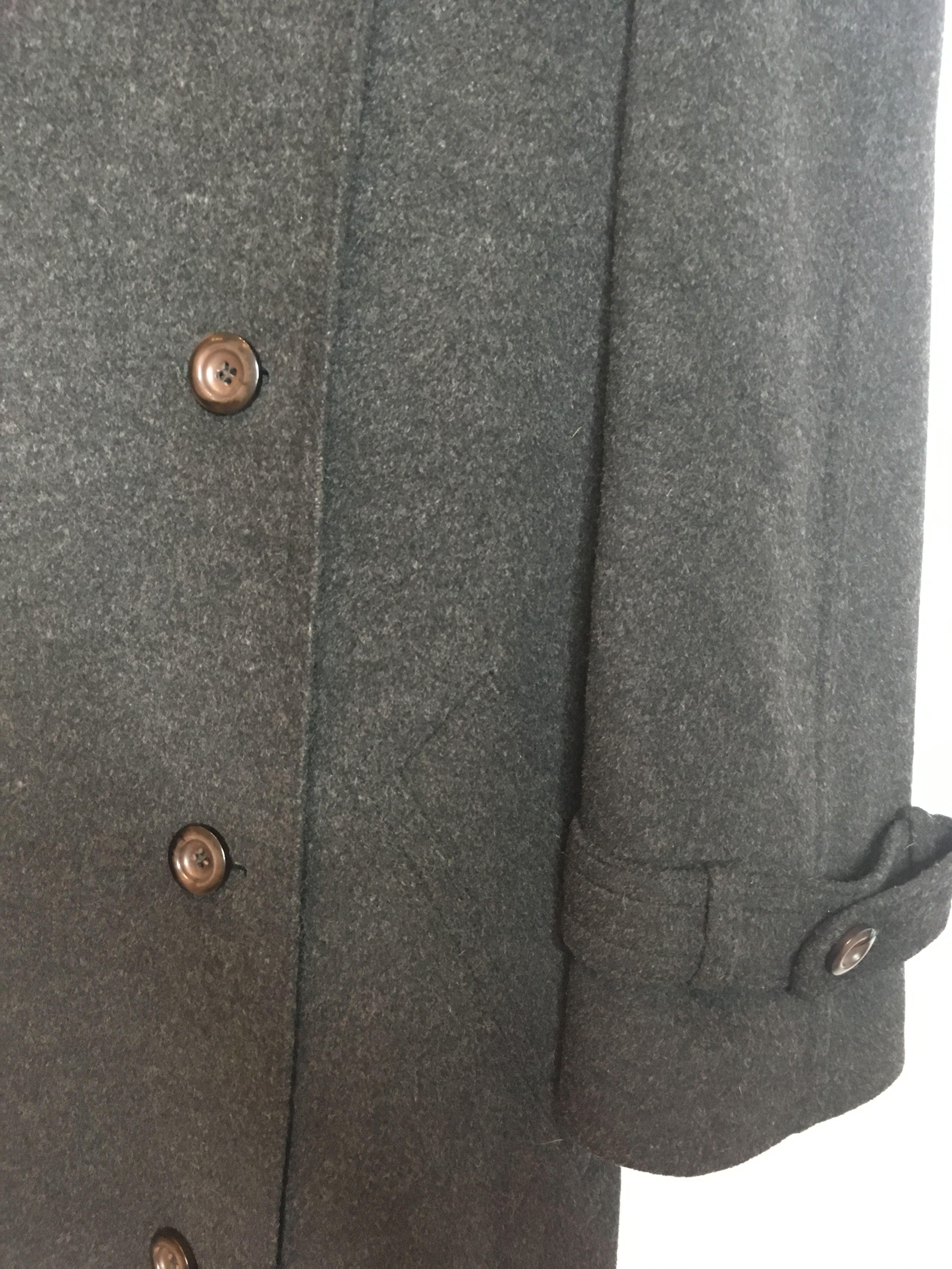 Manteaux - Manteau laine et fourrure