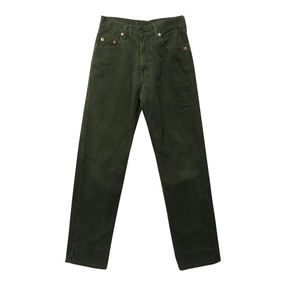 Pantalons - Jean Levi's kaki
