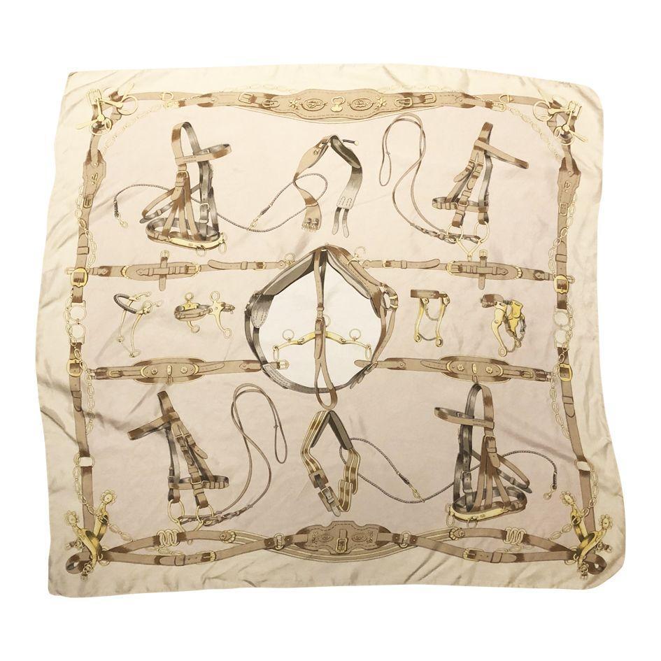 Accessoires - Foulard en soie