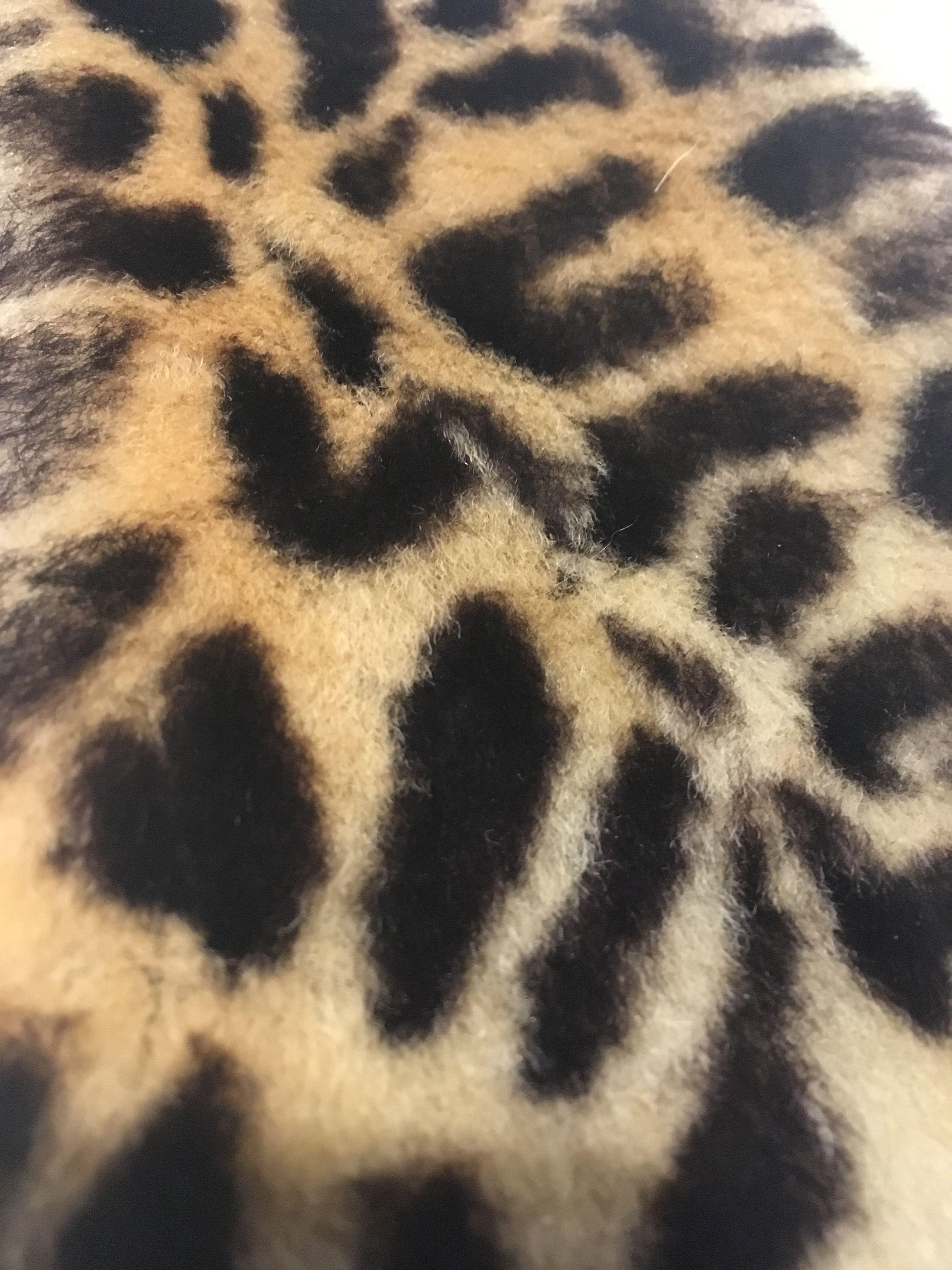 Accessoires - Col léopard