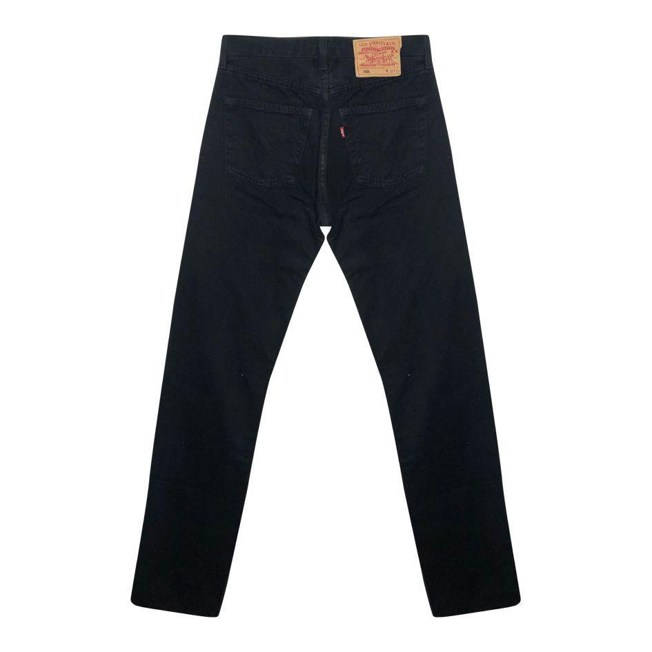 Pantalons - Jean Levi's 501 noir W28L34