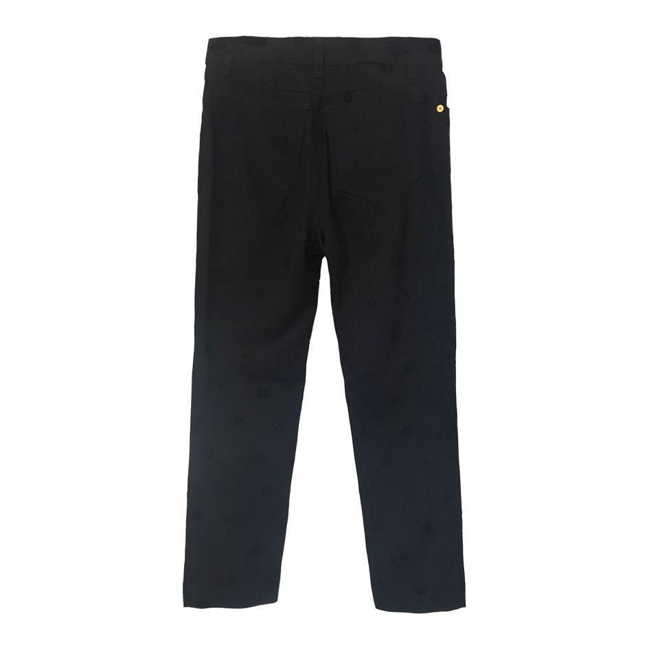 Pantalons - Pantalon à motifs