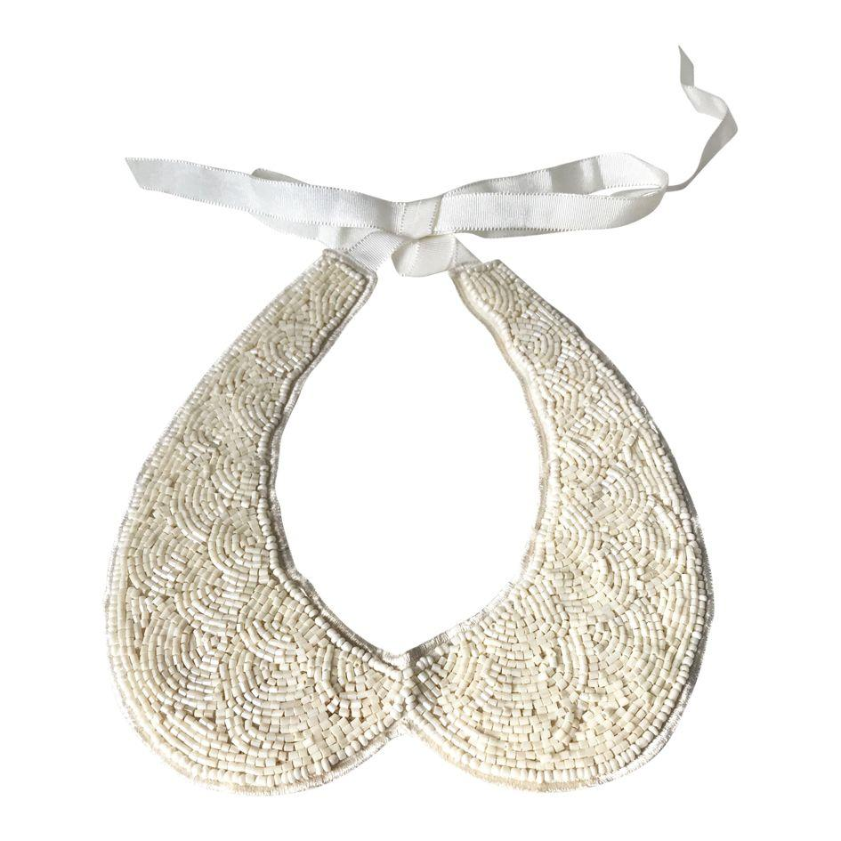 Accessoires - Col en perles