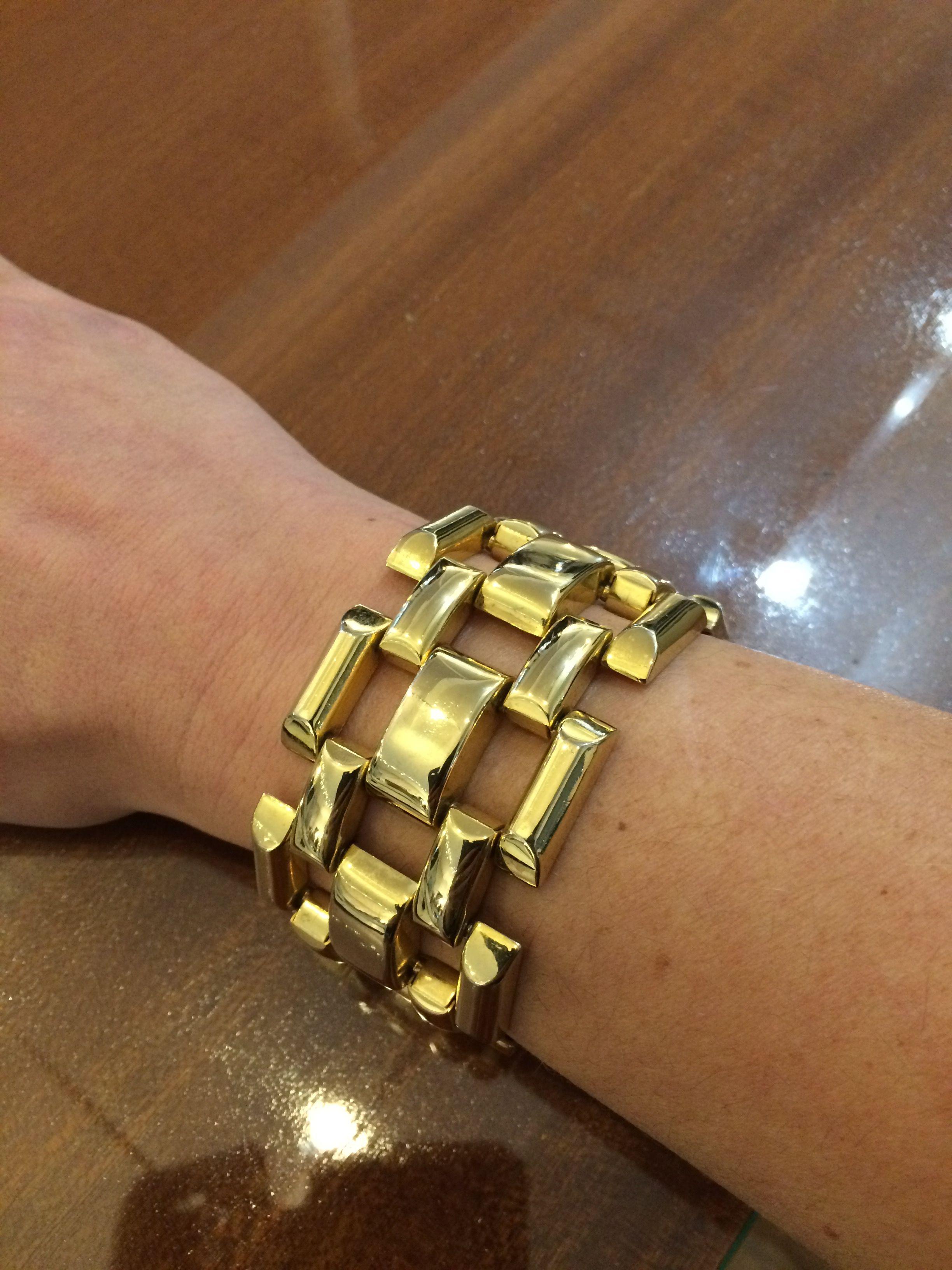 Accessoires - Bracelet maille