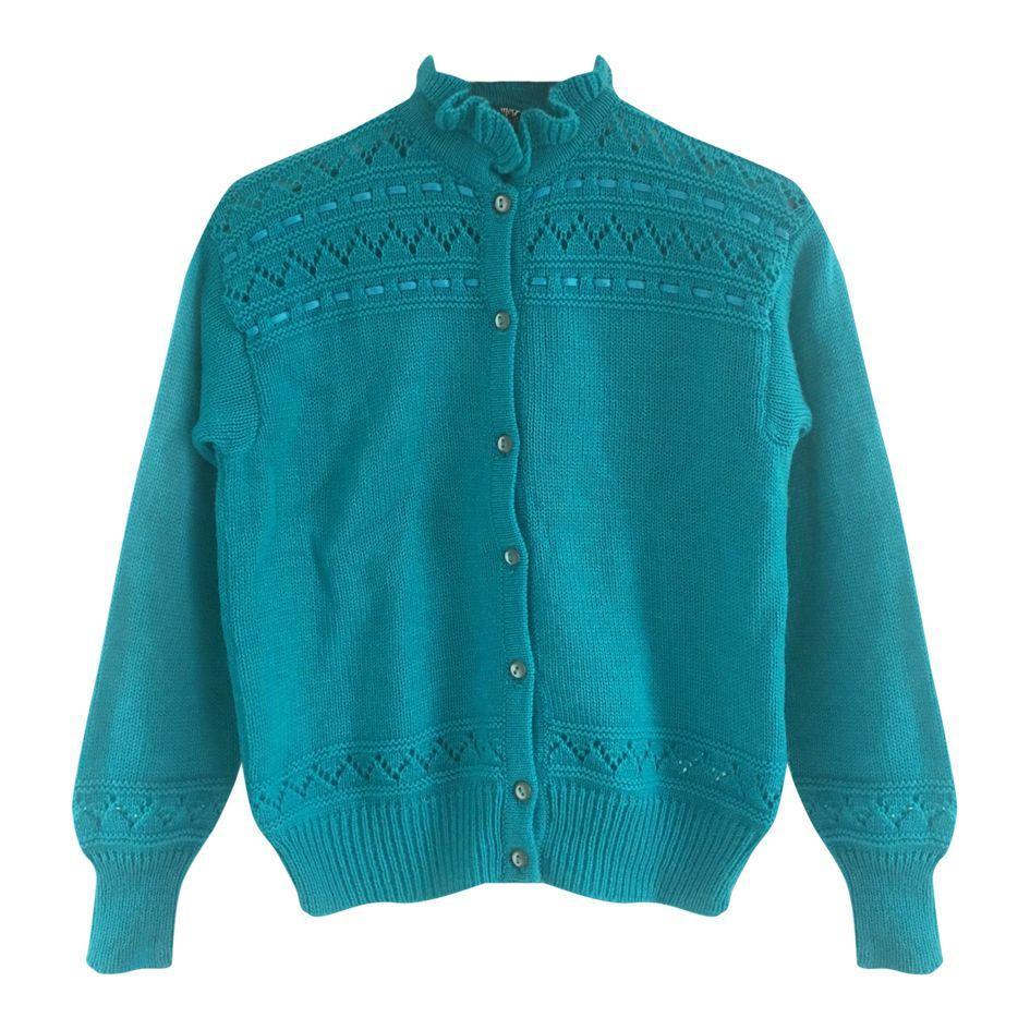 Pulls - Cardigan en laine