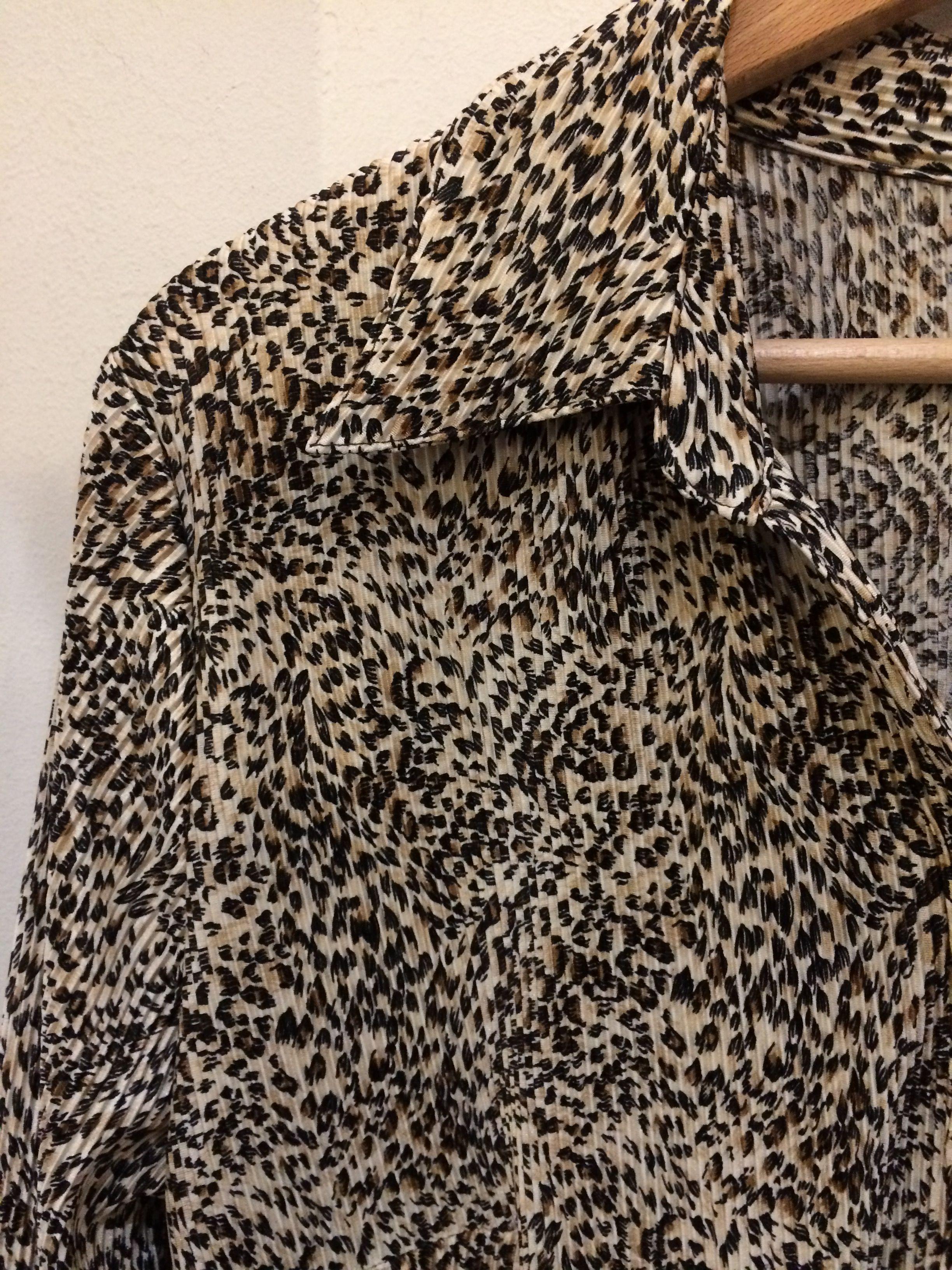 Tops - Chemisier léopard