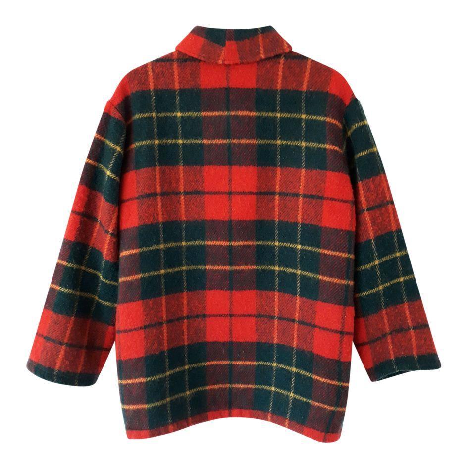 Manteaux - Manteau tartan