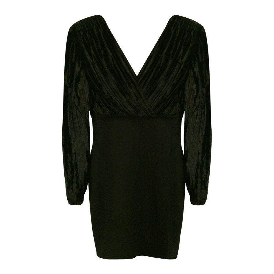 Robes - Robe bi-matière
