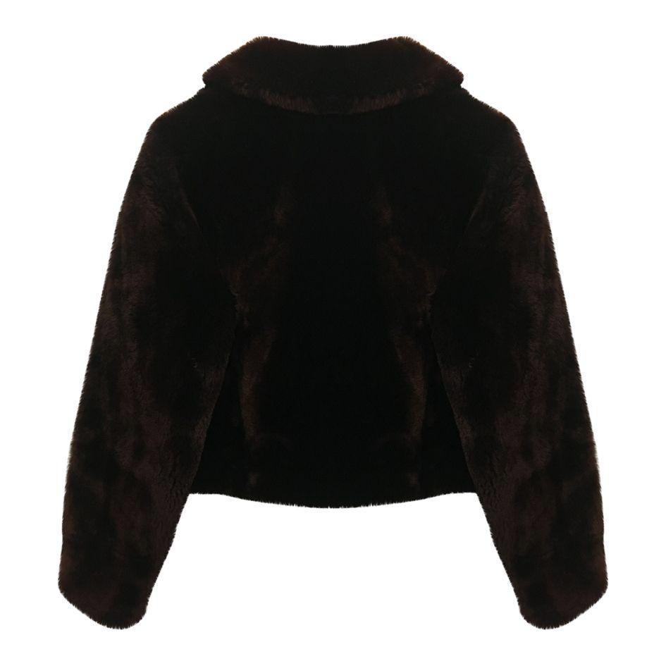 Manteaux - Blouson mouton doré