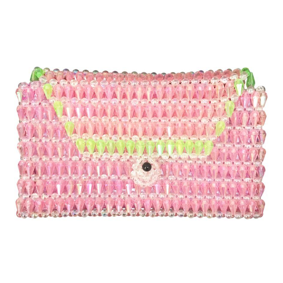 Sacs - Pochette en perles