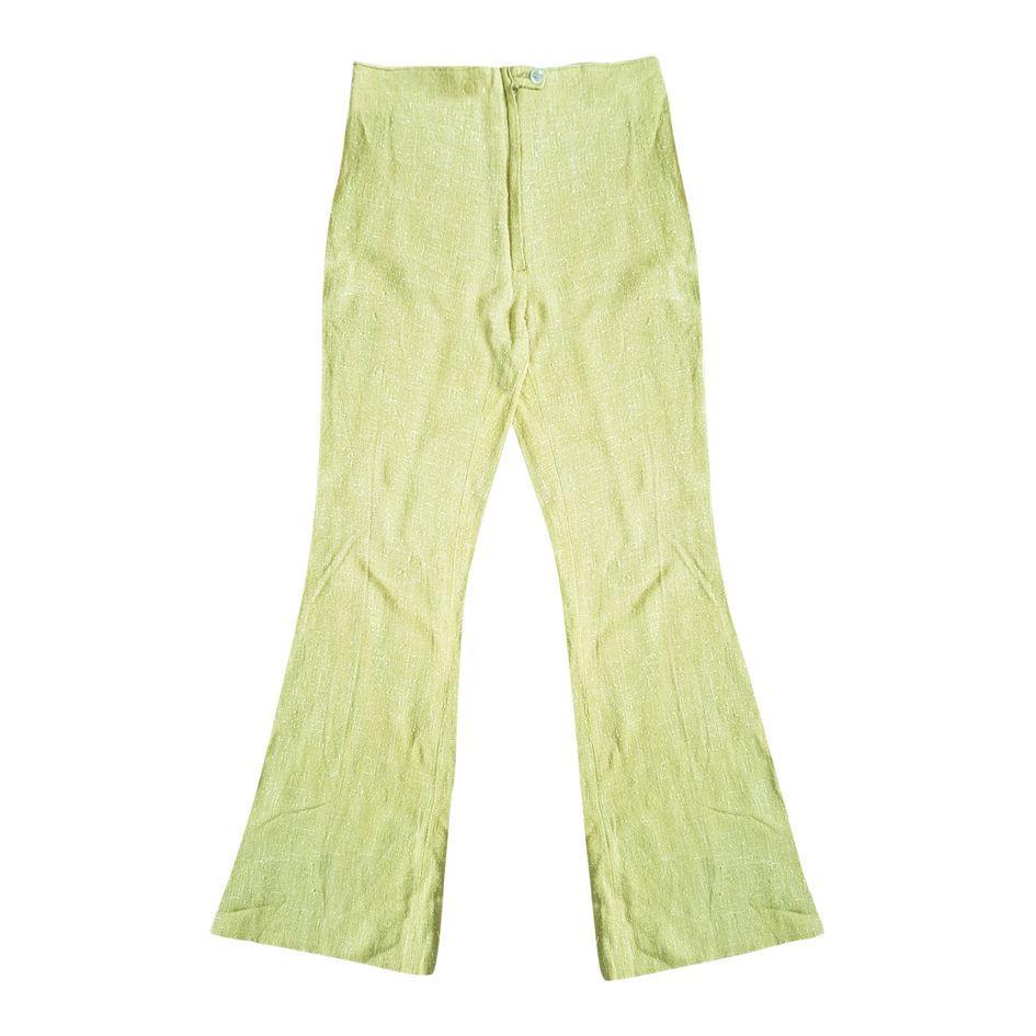 Pantalons - Flare en lin