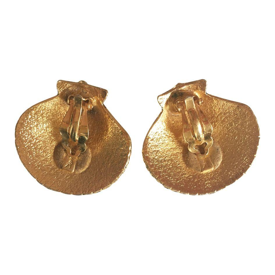 Accessoires - Boucles d'oreilles YSL