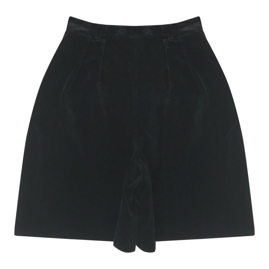 Shorts - Short en velours