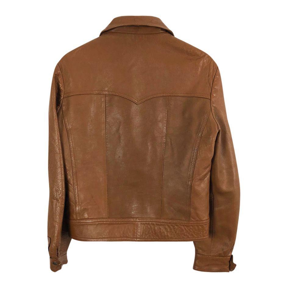 Vestes - Blouson en cuir