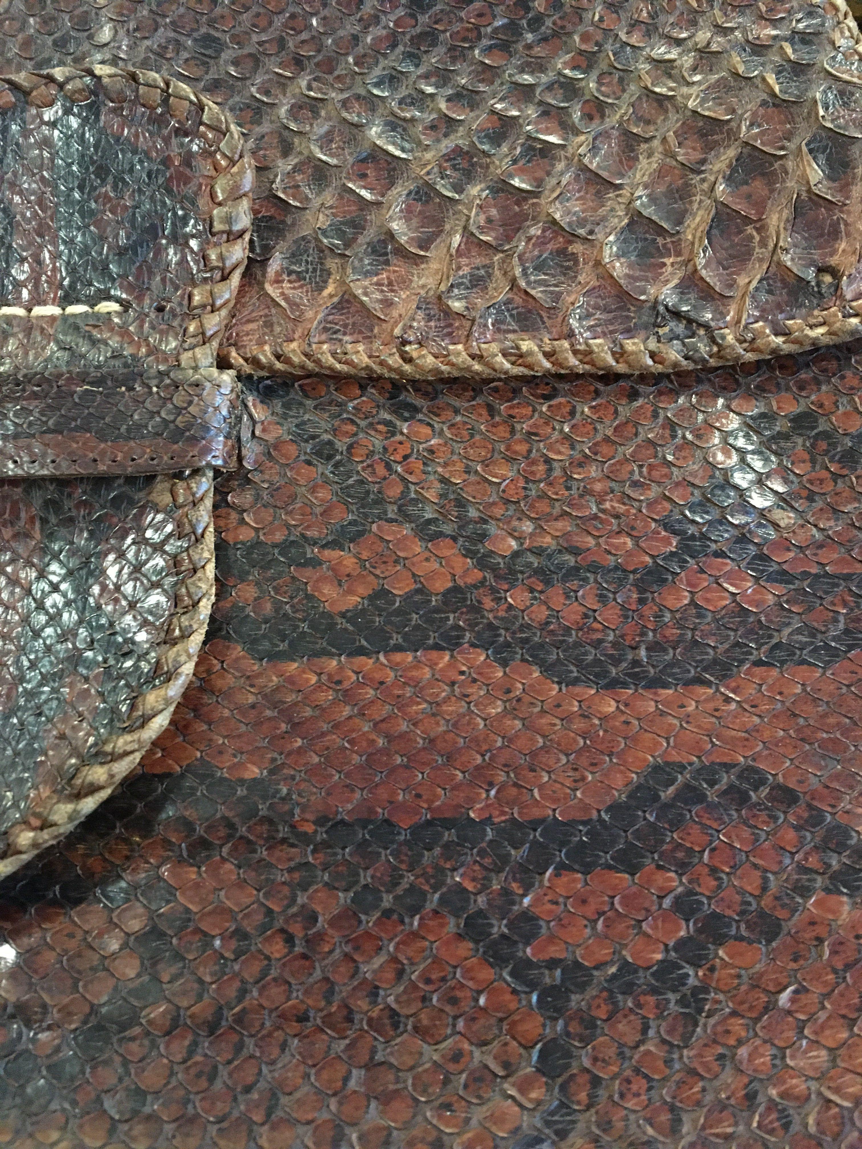 Sacs - Sac en serpent