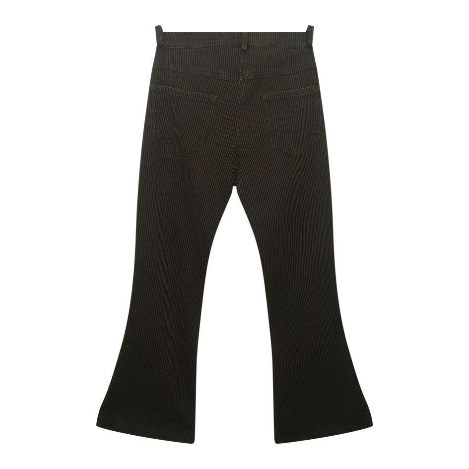 Pantalons - Pantalon coton côtelé