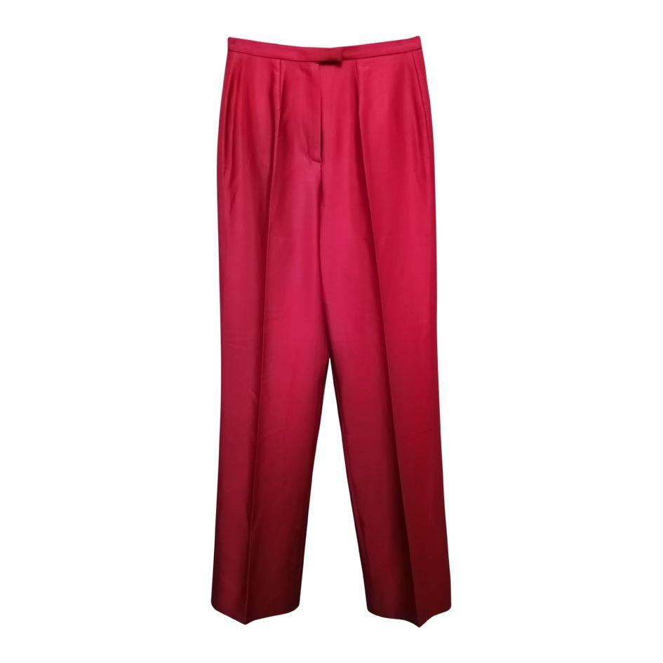 Pantalons - Pantalon en soie