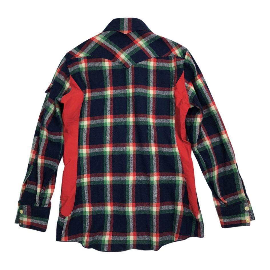 Vestes - Chemise en laine