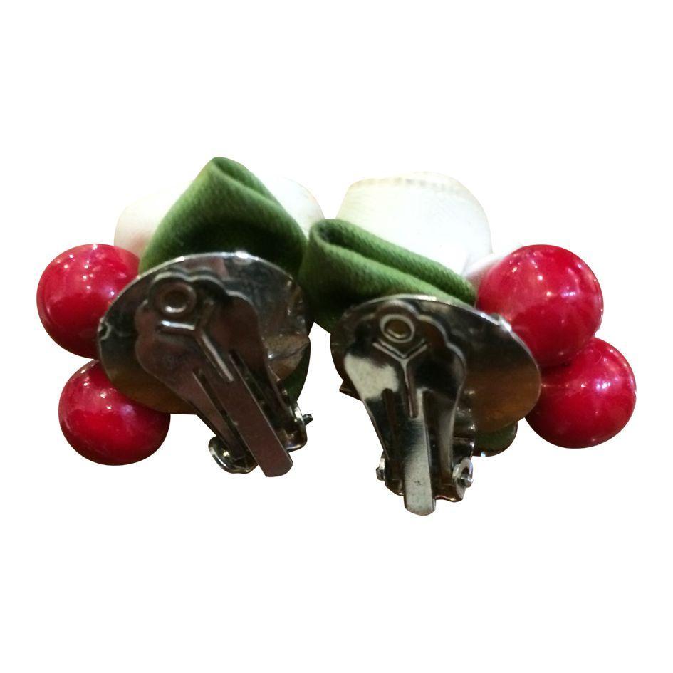 Accessoires - Boucles d'oreilles fleurs