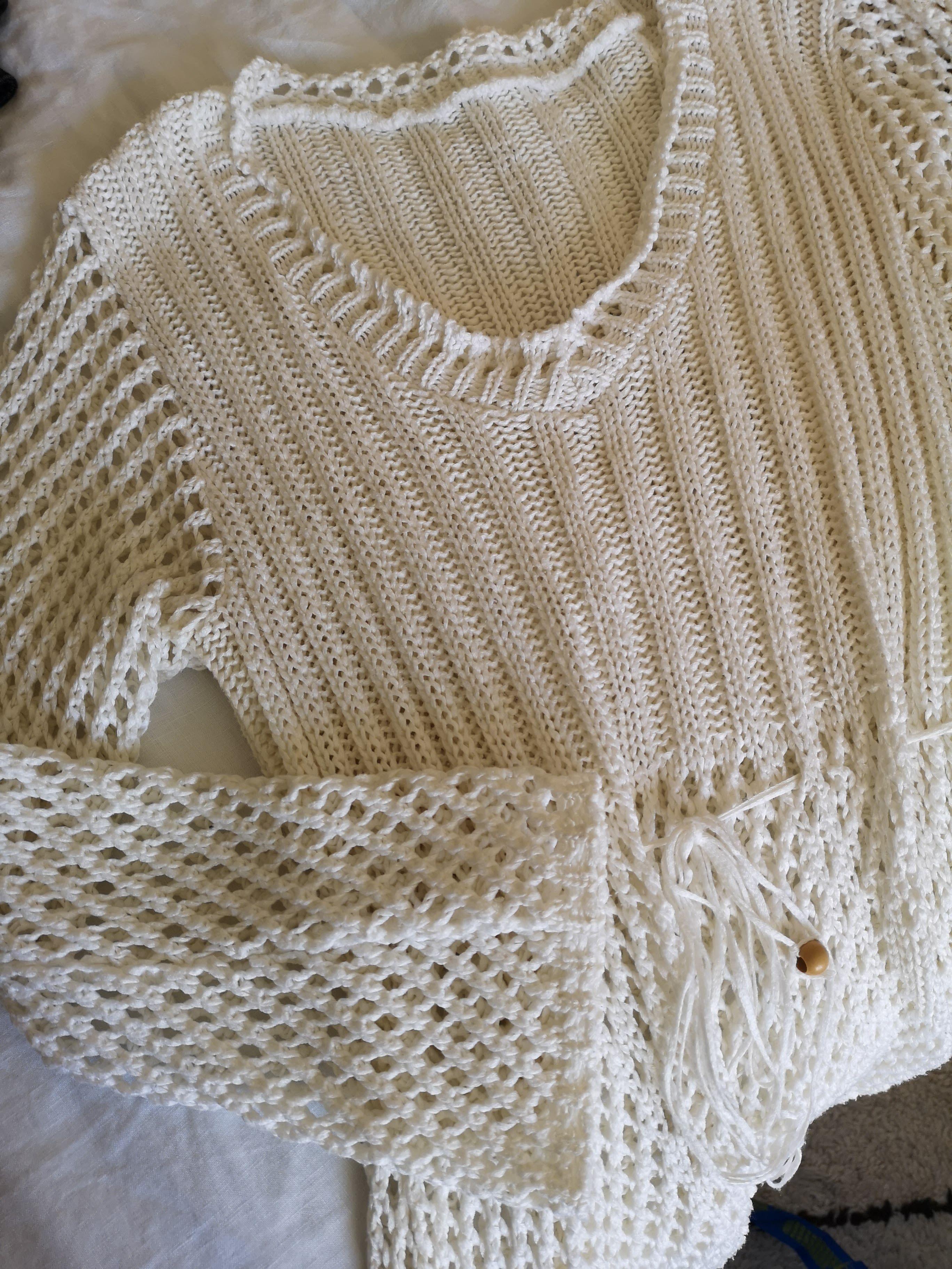 Pulls - Robe en crochet