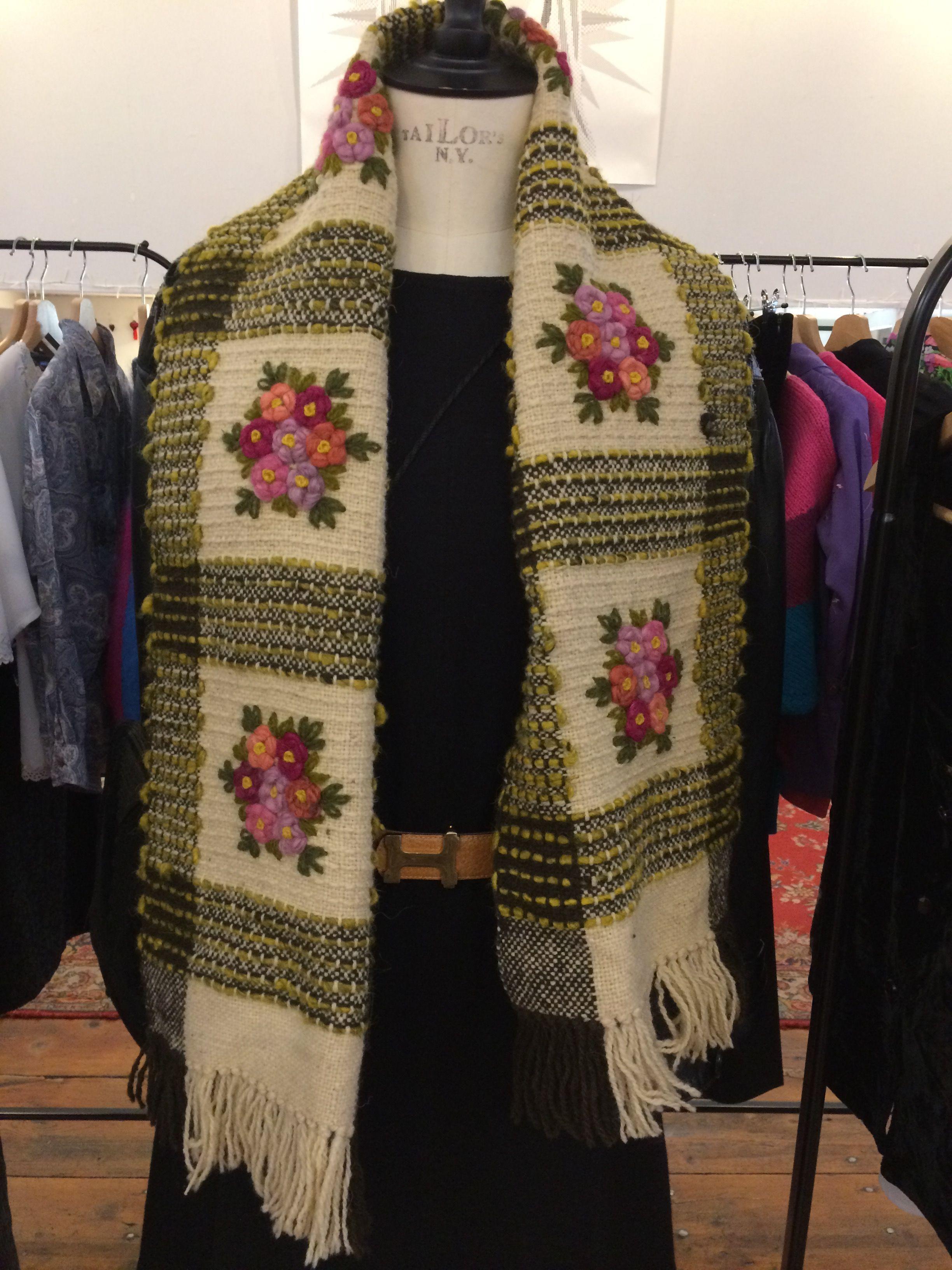 Accessoires - Echarpe en laine