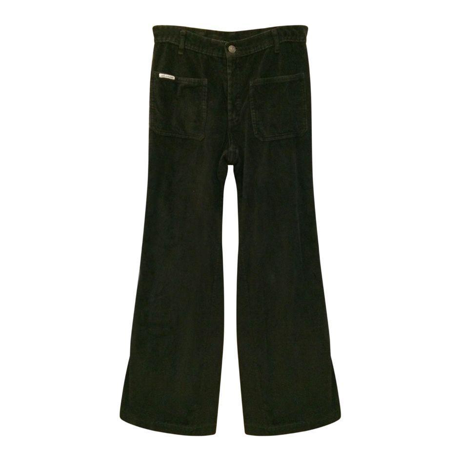 Pantalons - Flare en velours Lee