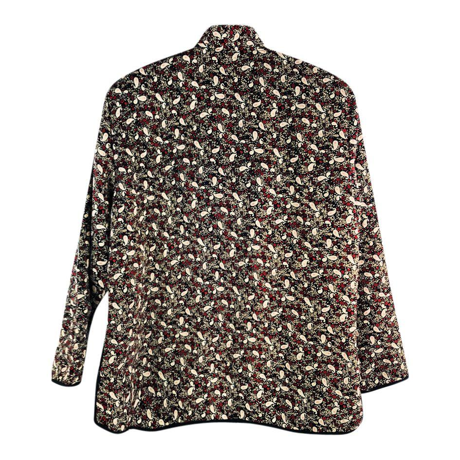 Tops - Blouse chinoise