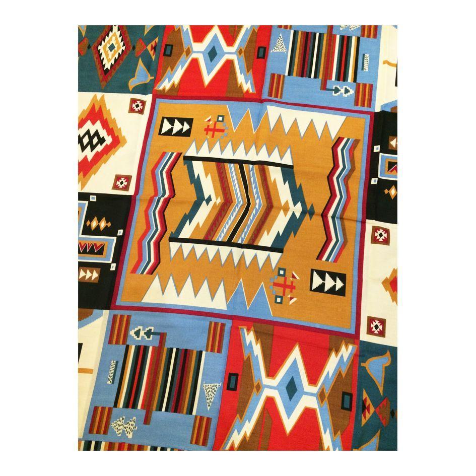 Accessoires - Foulard aztèque