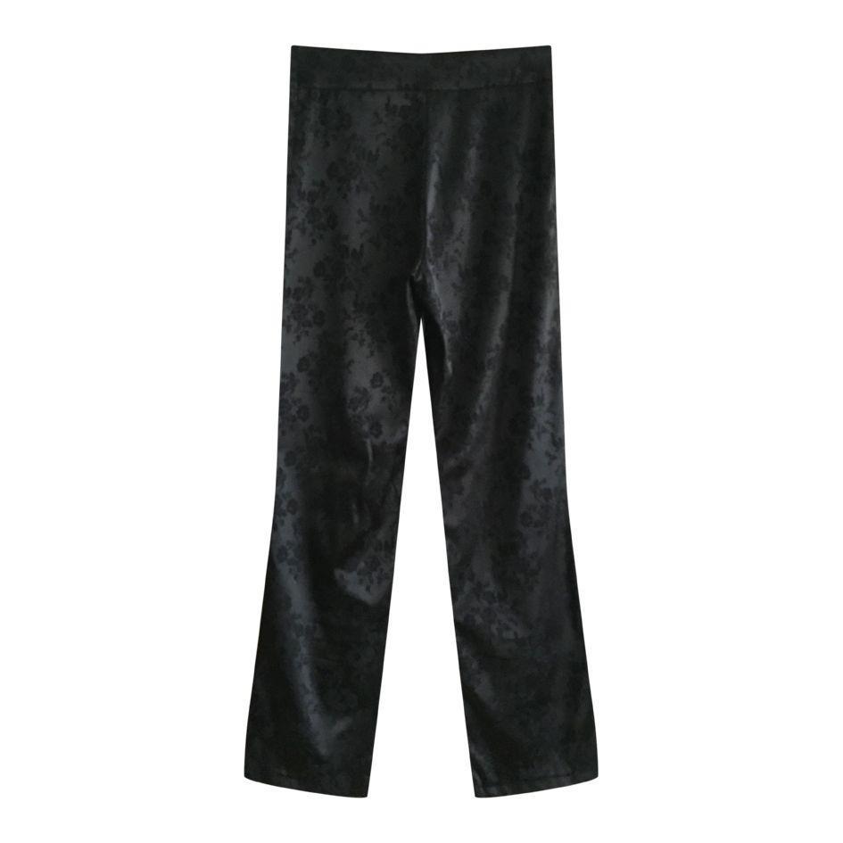 Pantalons - Pantalon satin