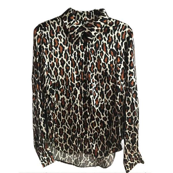 Tops - Chemise léopard