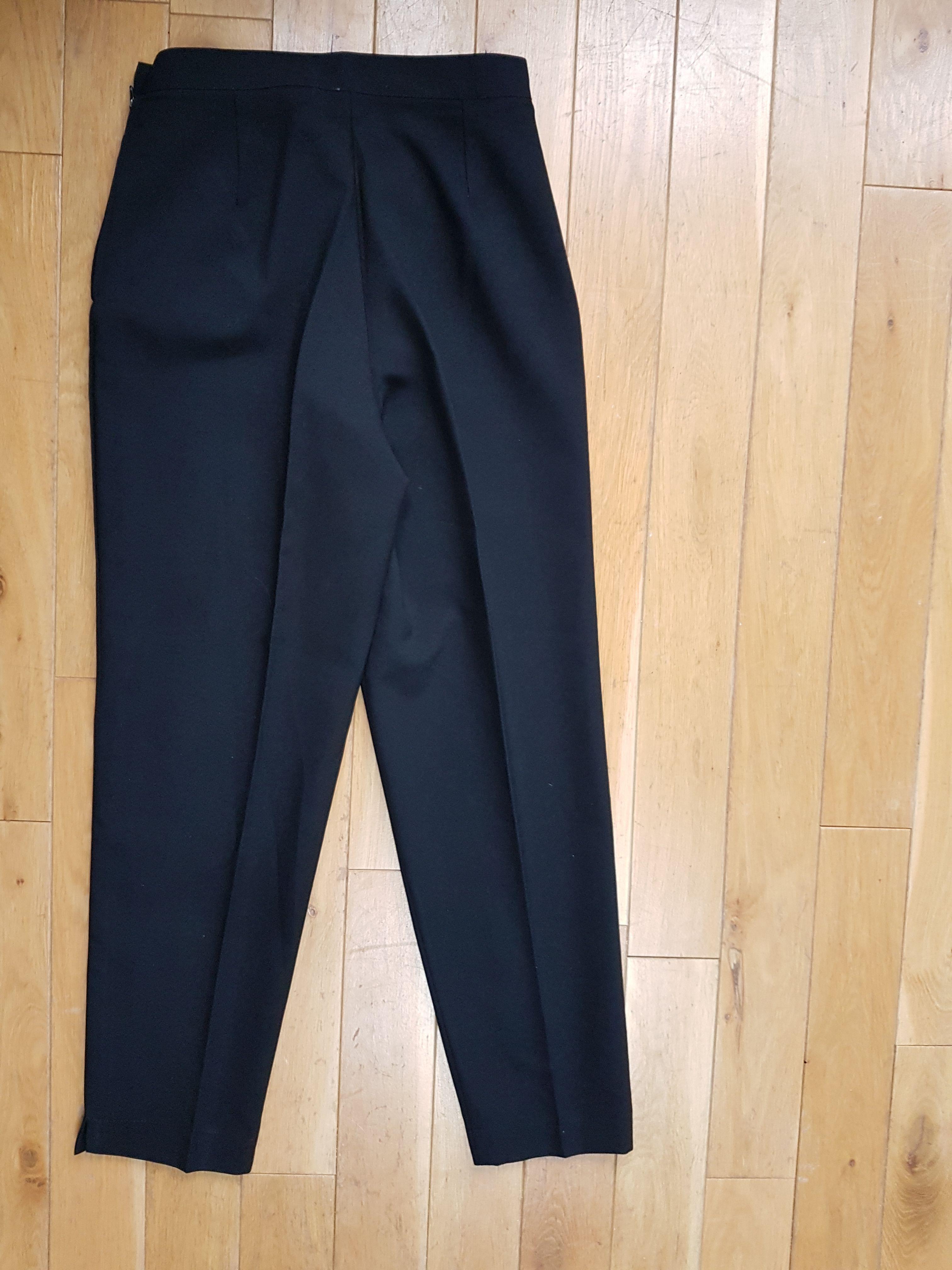 Pantalons - Pantalon à pinces
