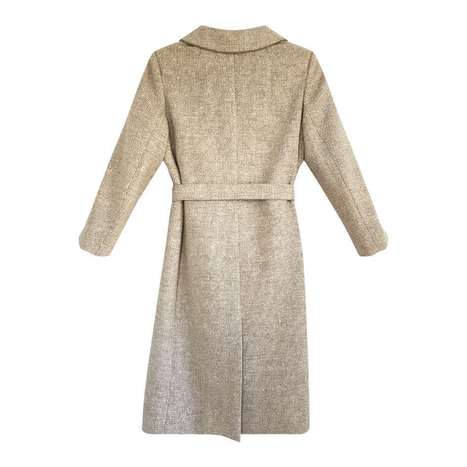 Manteaux - Trench en laine