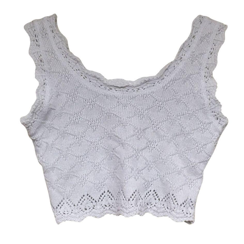 Tops - Crop top crochet