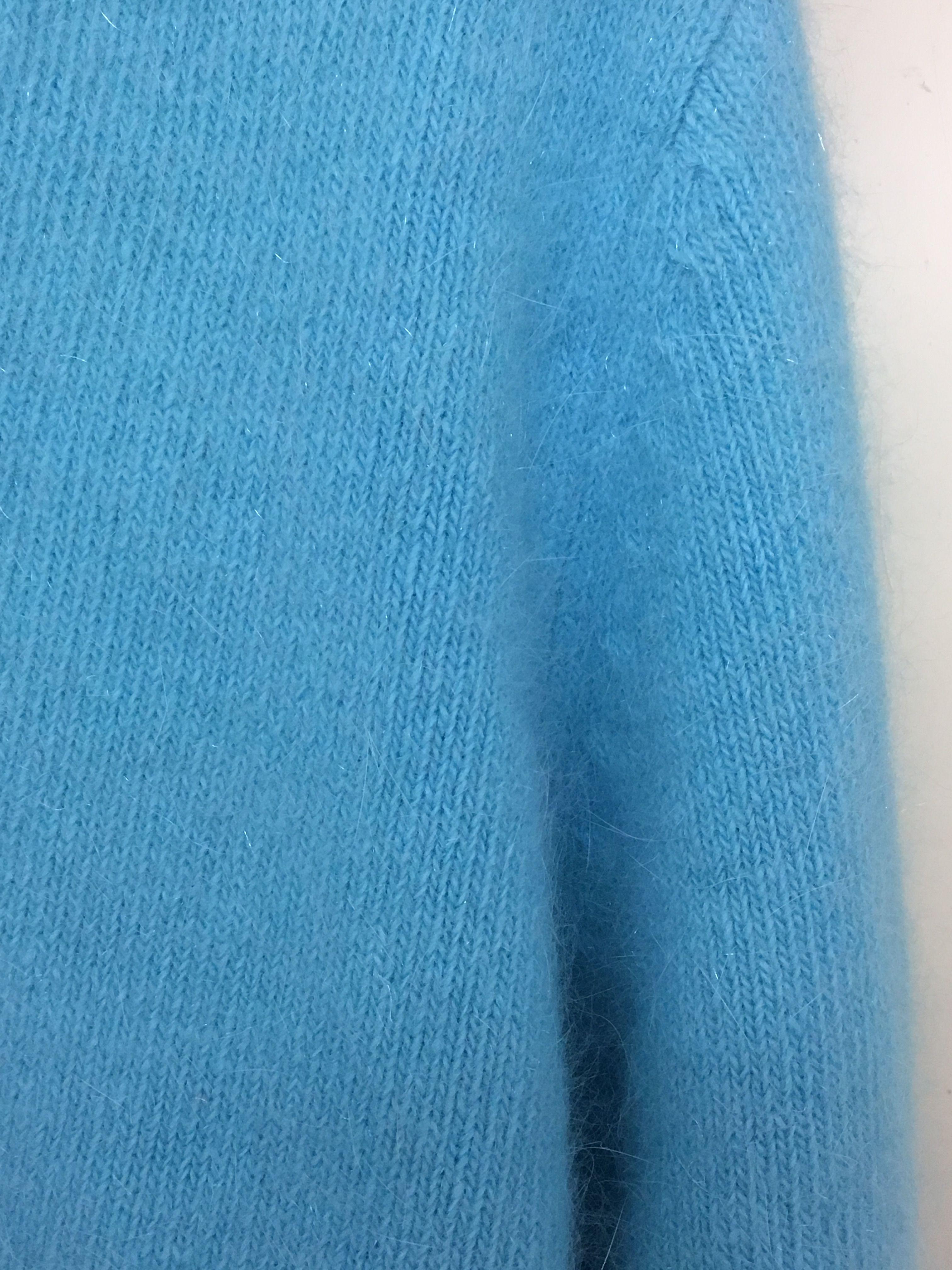 Pulls - Cardigan angora