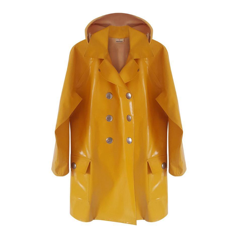 Vestes - Manteau en vinyle
