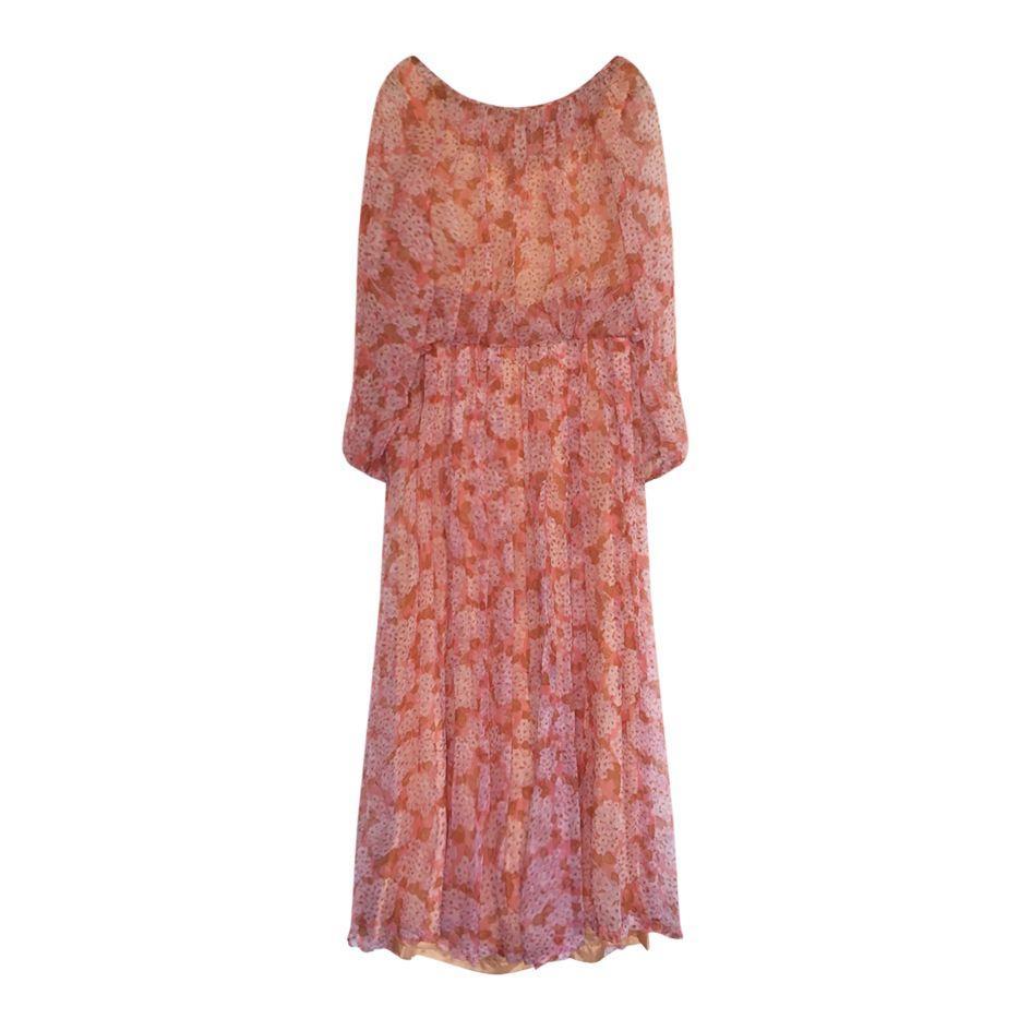Robes - Robe en soie