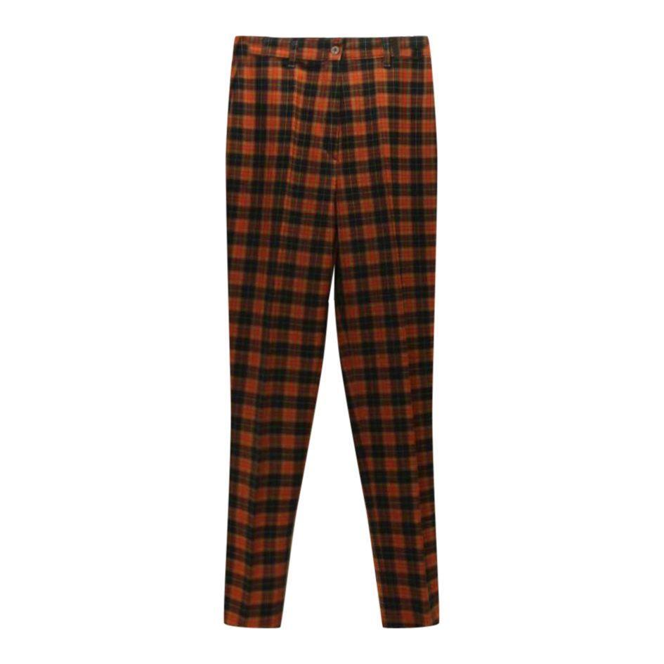 Pantalons - Pantalon à carreaux