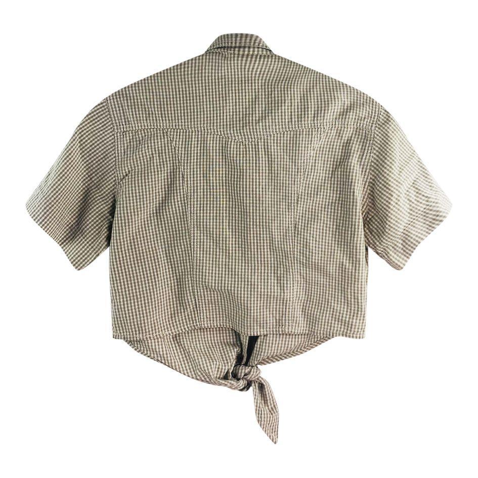 Tops - Chemise à carreaux