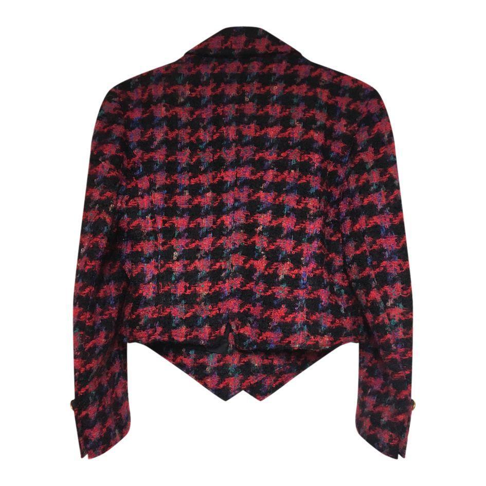 Vestes - Veste tweed