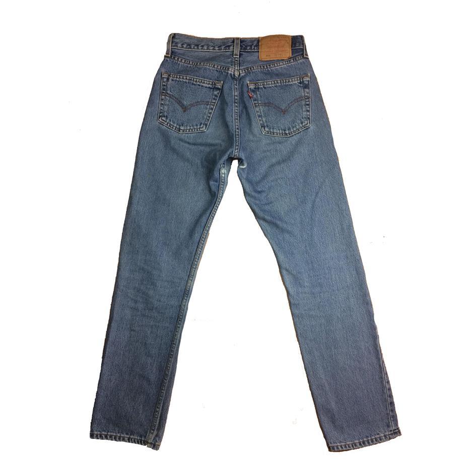 Pantalons - Jean Levi's 501 clair W27L30