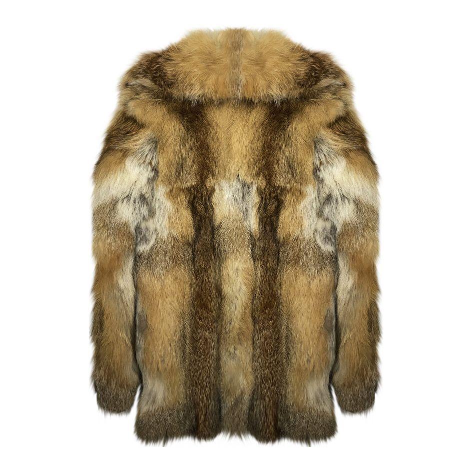 Manteaux - Manteau en renard