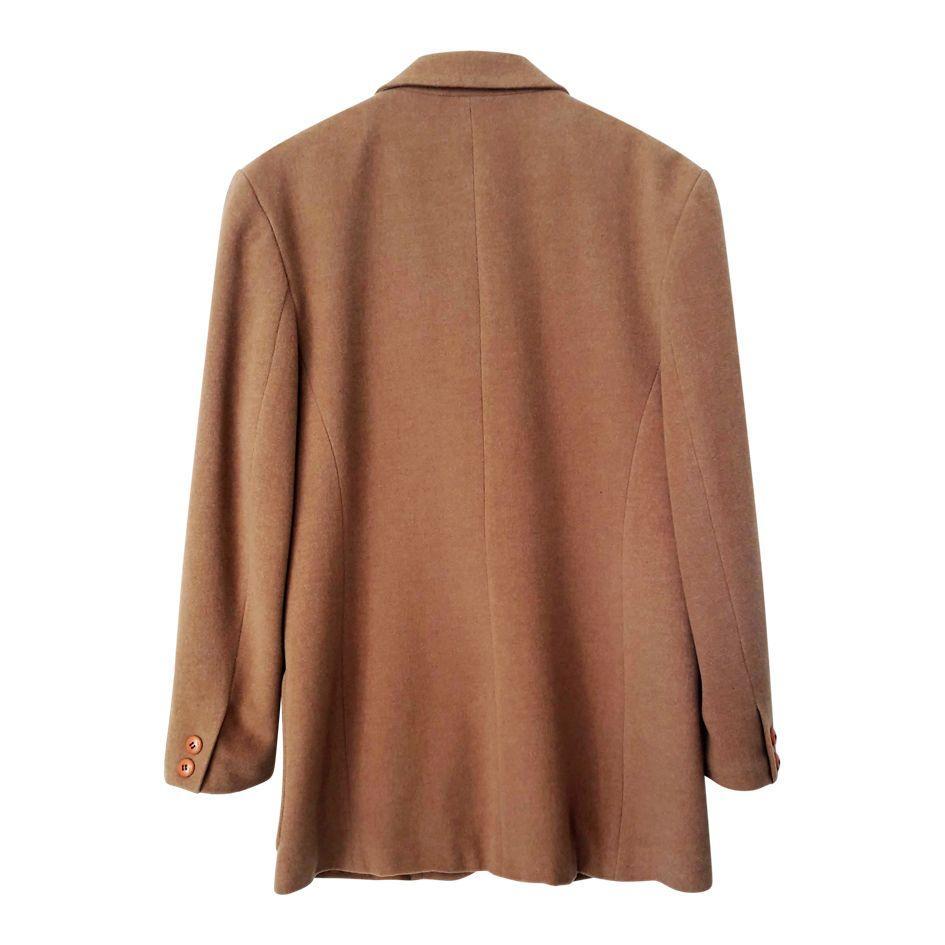 Vestes - Blazer en laine et cachemire