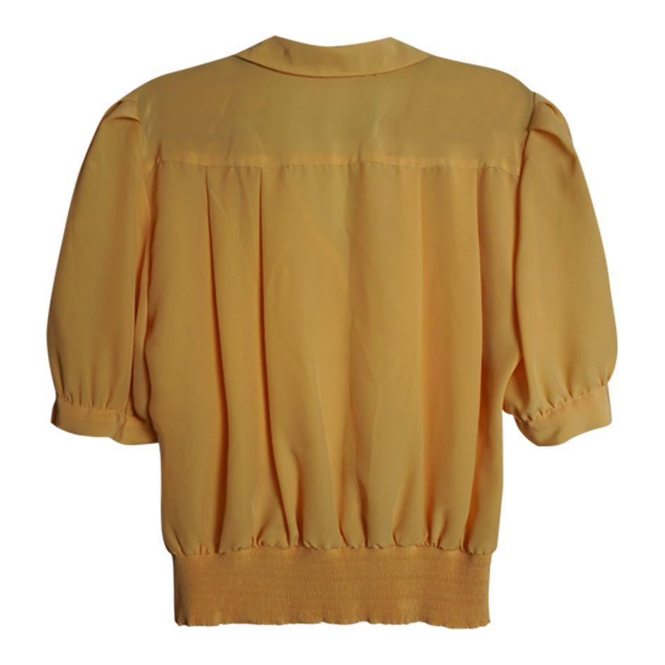 Tops - Top jaune