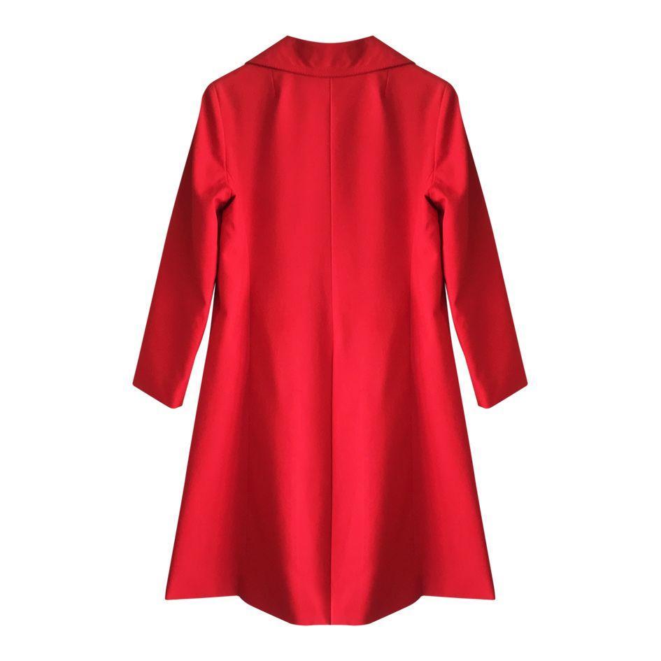 Manteaux - Manteau rouge