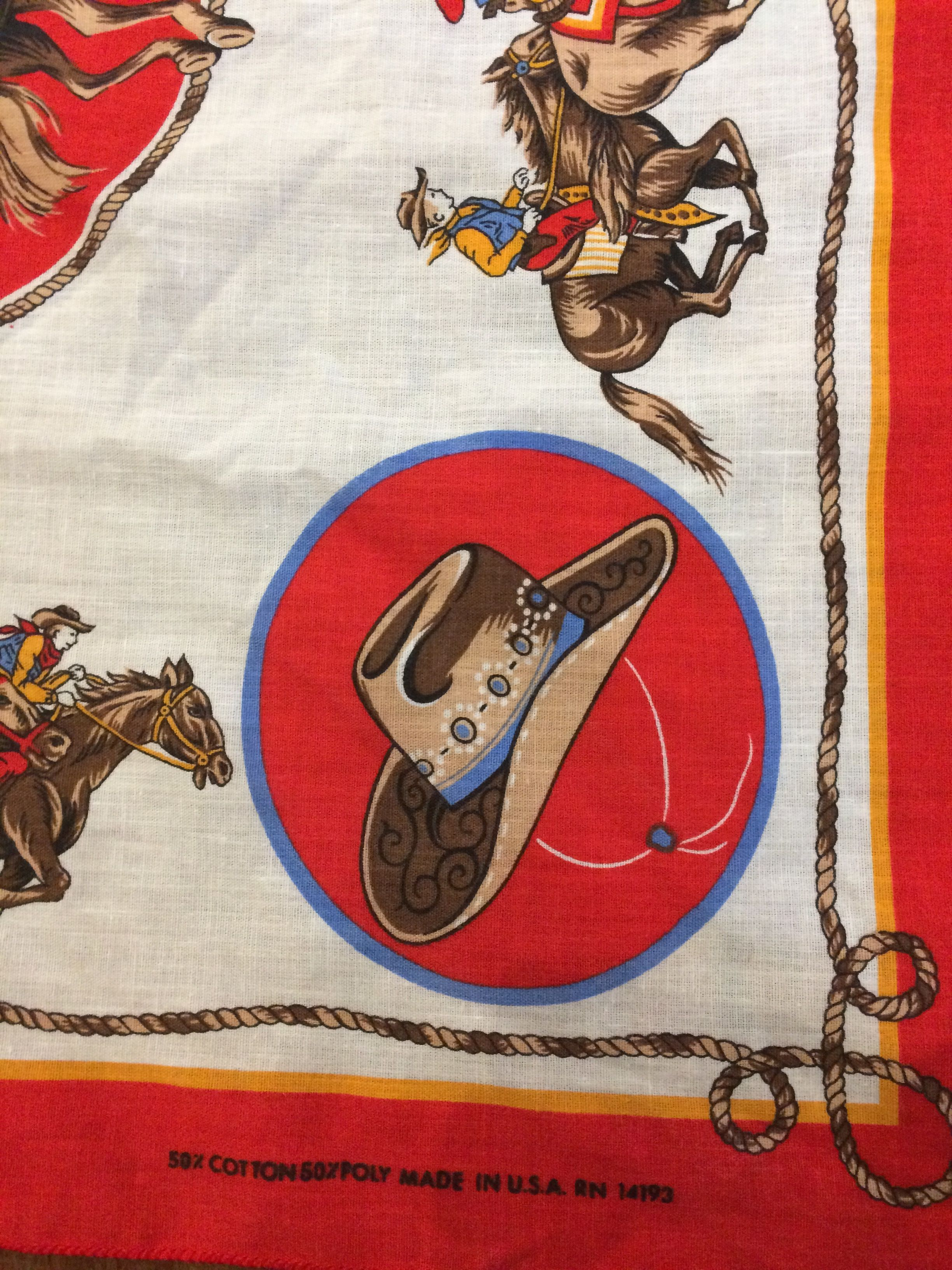 Accessoires - Foulard western