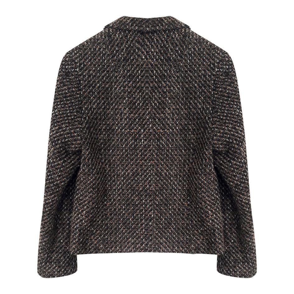 Vestes - Veste en tweed